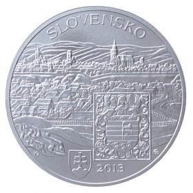 20 Eur 2013 - Pamiatková rezervácia Košice - Bežná kvalita
