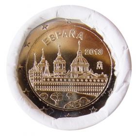 2 Euro Španielsko 2013 - Kláštor sv. Vavrinca de El Escorial