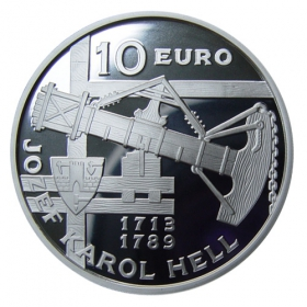 10 Euro / 2013 - Jozef Karol Hell - Proof