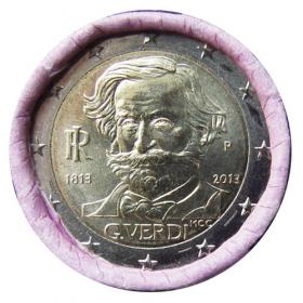 2 Euro Taliansko 2013 - Giuseppe Verdi