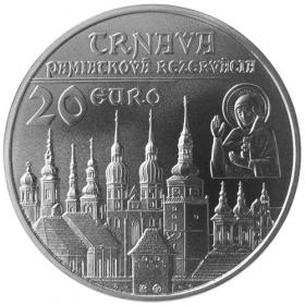 20 Euro / 2011 - City of Trnava - Standard quality