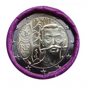 2 Euro Francúzsko 2013 - Pierre de Coubertin