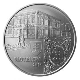 10 Eur 2013 - 20. výročie vzniku Matice Slovenskej - Bežná kvalita