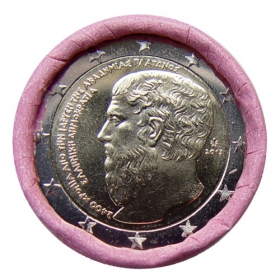2 Euro / 2013 - Greece - Plato's Academy