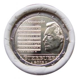 2 Euro / 2013 - Luxembursko - Národná hymna