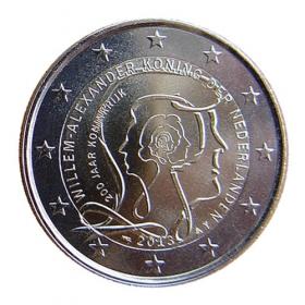 2 Euro Holandsko 2013 - Holandské kráľovstvo
