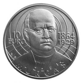 10 Euro / 2014 - Jozef Murgaš - Bežná kvalita