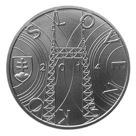 10 Eur 2014 - 150. výročie narodenia Jozefa Murgaša - Bežná kvalita