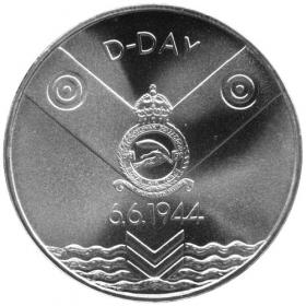 200 Sk 1994 - D-Day vylodenie spojeneckých vojsk v Normandii - Bežná kvalita