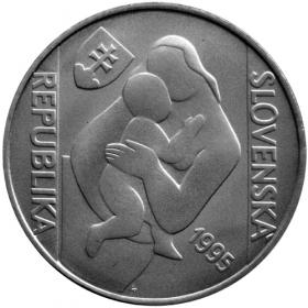 200 Sk / 1995 - 100th anniversary of the birth of Mikuláš Galanda - BU